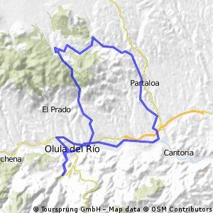 Macael - Ruta Birramblas.