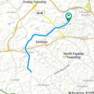 bike tour from September 15, 5:48 PM