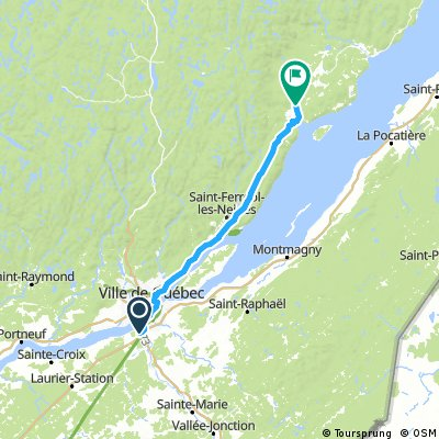 2014 - Québec - Jour 1