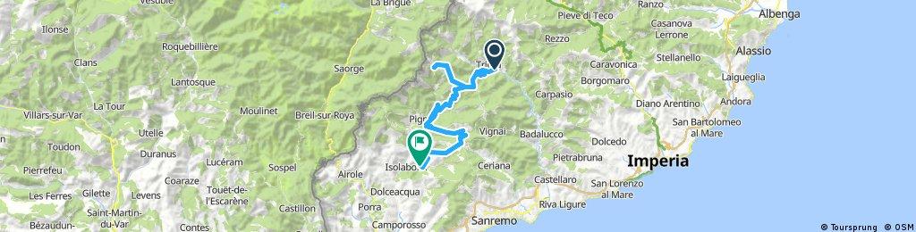 Rund um Monte Ceppo Part 1