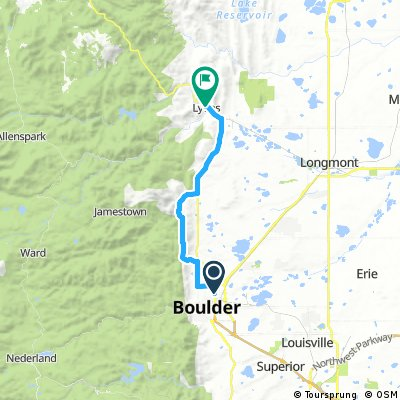 2015 - Colorado - Jour 1