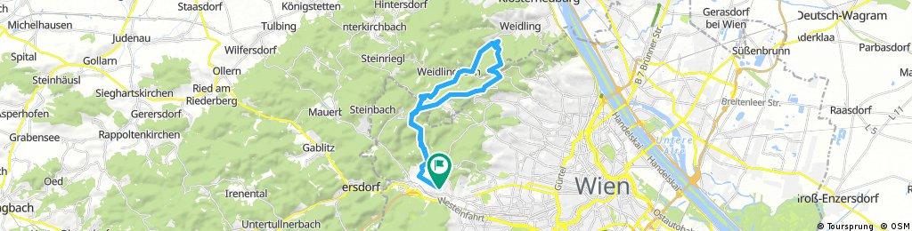 Hermanskogeltrail vom 17. September, 13:59