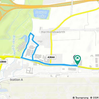 Short run tour from 18 September, 17:14