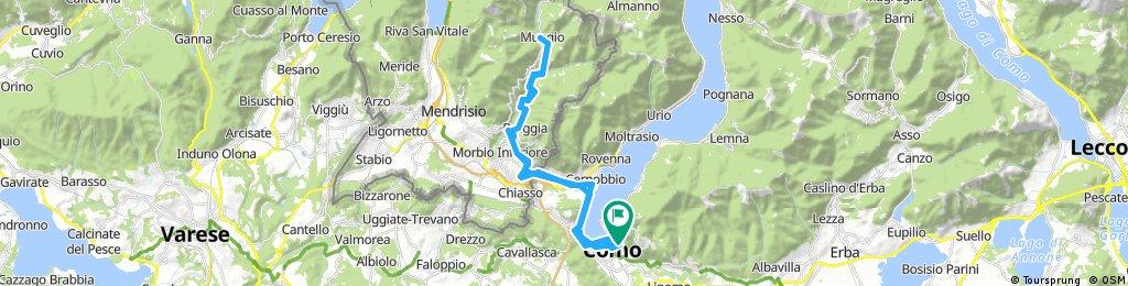 Como - Maggia Valle Di Muggio
