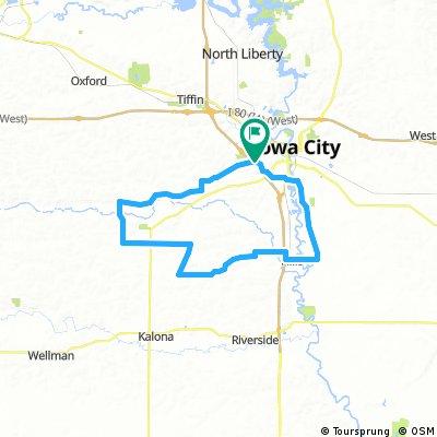 Caskey route