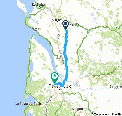 Perignac-claude 117 km