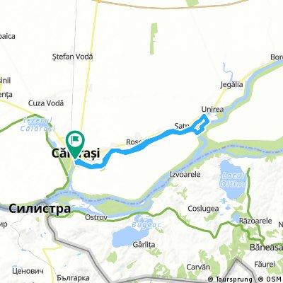 Cursa Dunarii Calarasene - Asaltul Insulei MTB