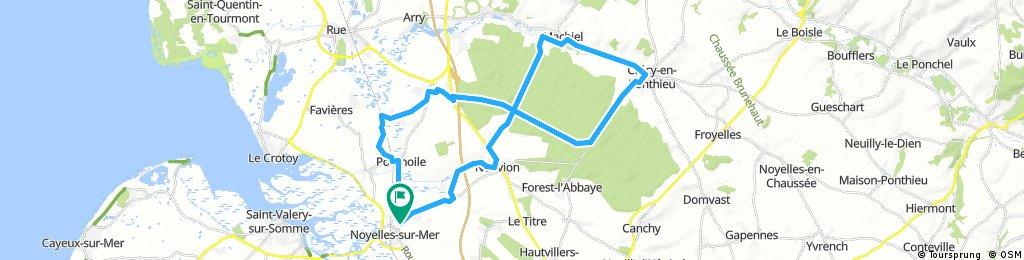 Cycling Baye de Somme 3