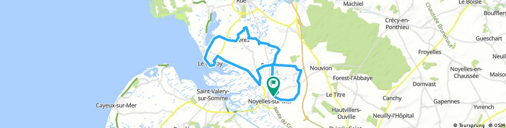 Cycling Baye de Somme 4
