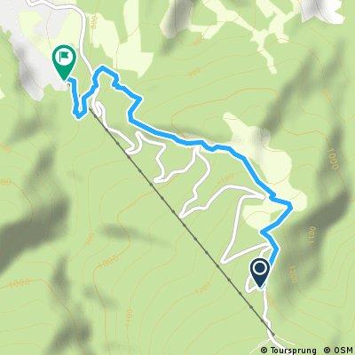 Straja Enduro Flow Trail Track1