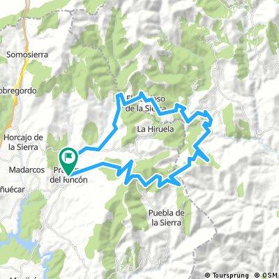 Prádena-Colmenar de la Sierra