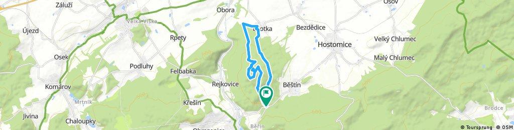 Run: The Devils Pulpit Rock