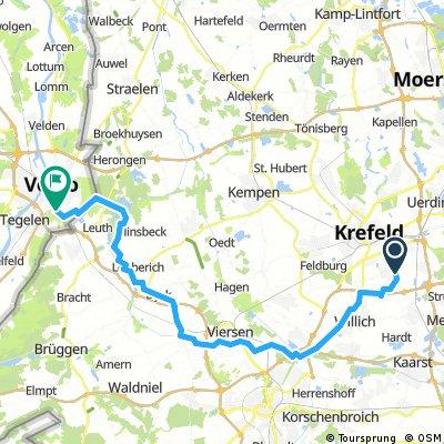 2 Tage über Venlo