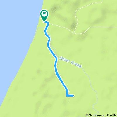 Brief bike tour through Lake