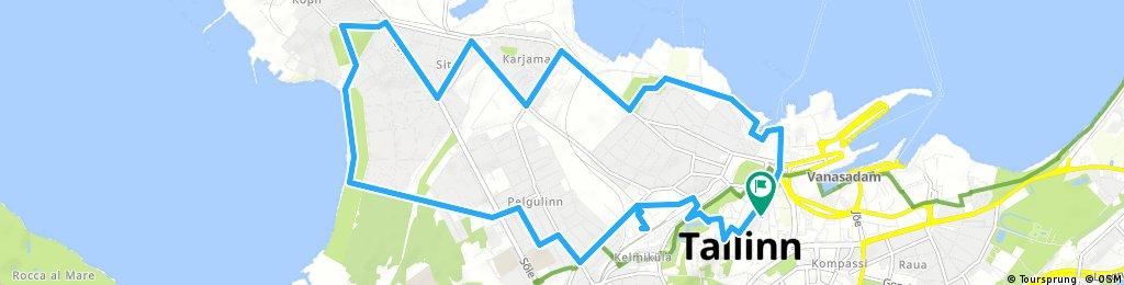 Other side of Tallinn bike tour