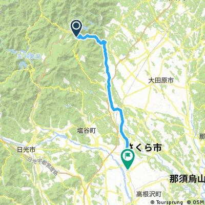 2014/11/09塩原2日目(平坦)