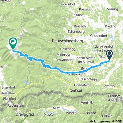 Koralpen-Tour 2016 II
