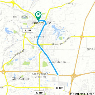 Sunday route 9/25 B