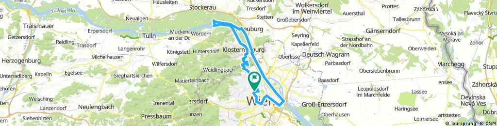 Kahlenberg - Greifenstein