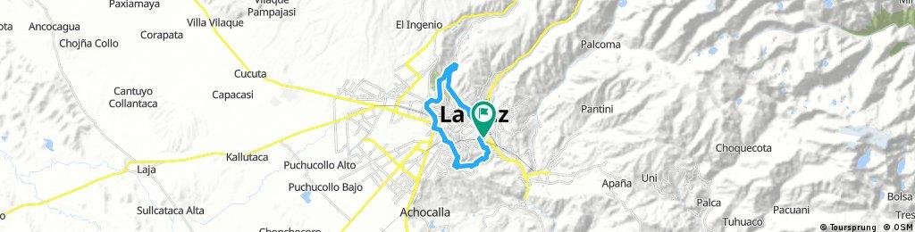 Sopocachi - El Alto