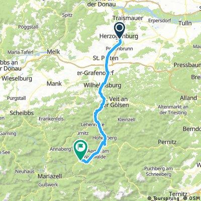 Herzogenburg- Mariazell
