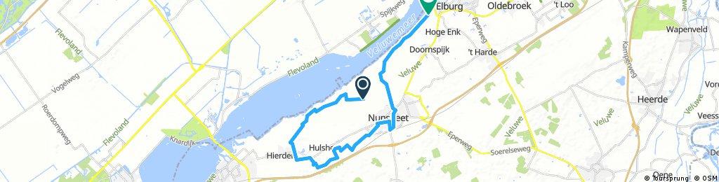 Tour de Epe 2017 | Etappe 06 | Nunspeet - Elburg | Sprinter Stage