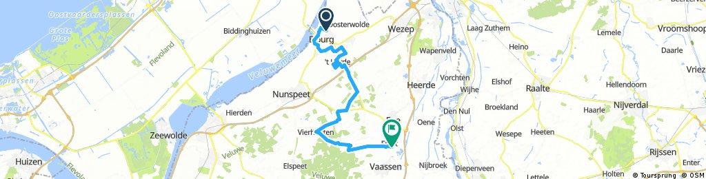Tour de Epe 2017   Etappe 07   Elburg - Emst   Mountain Stage