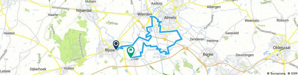 Tour de Epe 2017 | Etappe 10 | Rijssen - Enter | Sprinter Stage