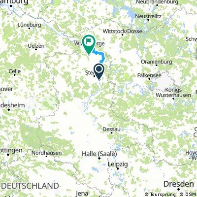 Elbe-Tour 2016