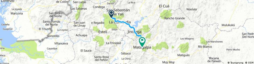 Miraflor - Matagalpa