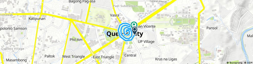 QCMC, Quezon City