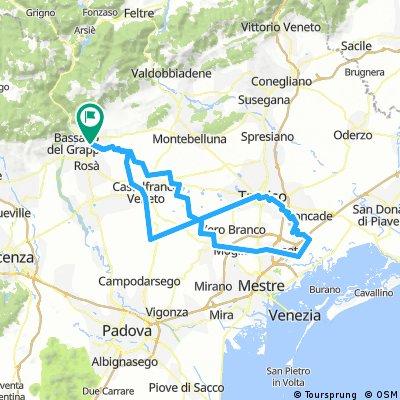 Anello Muson - Treviso Ostiglia - Sile