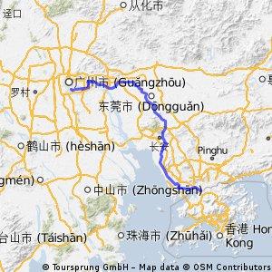 深圳廣州107