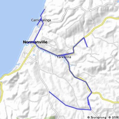 Carrick cruise #1 - Incl Yank hill