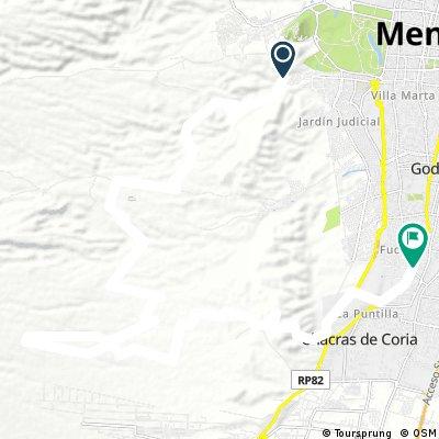 RUTADELBIKER - Copa Municipalidad de Godoy Cruz