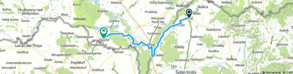 MWD4 Holic - Valtice