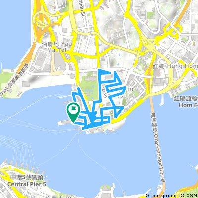 TST Route
