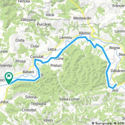 Valea Loznei 66km/580m