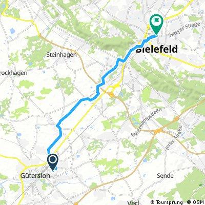Gütersloh Miele - Bielefeld Ravensberger Park