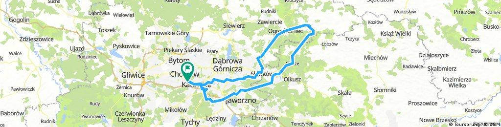 Chorzów - Pilica