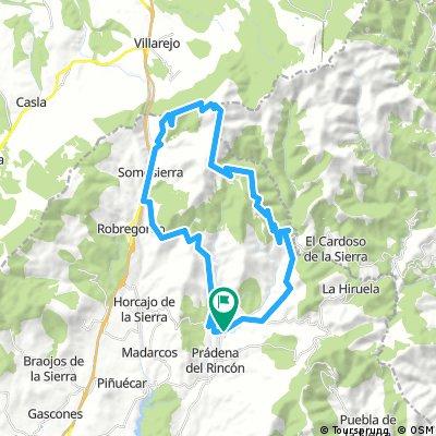 Montejo-Cebollera-Somosierra