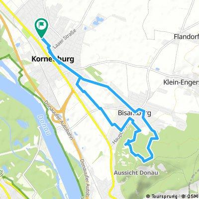 Walk To Bisamberg