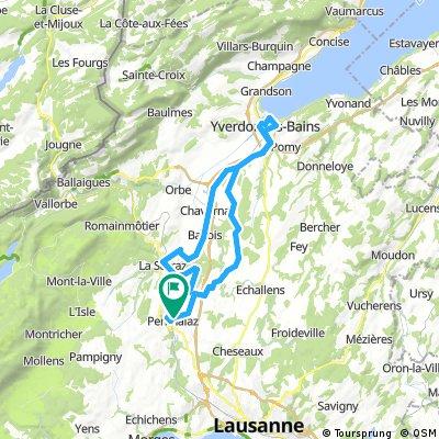 Yverdon - Plaine et Montagne