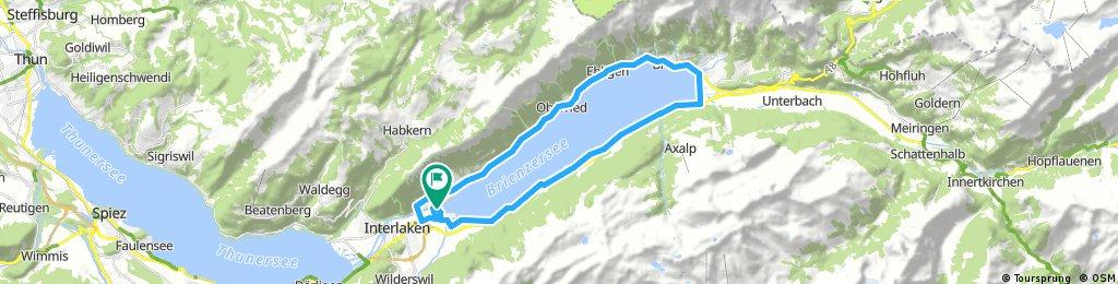 Tour du lac de Brienz