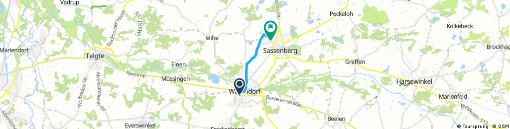 WAF-Sassenberg