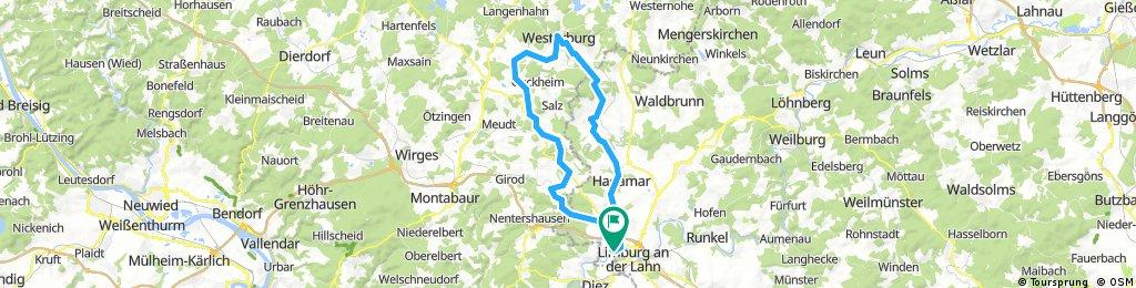25 Staffel - Westerburg - Walmerod - Staffel