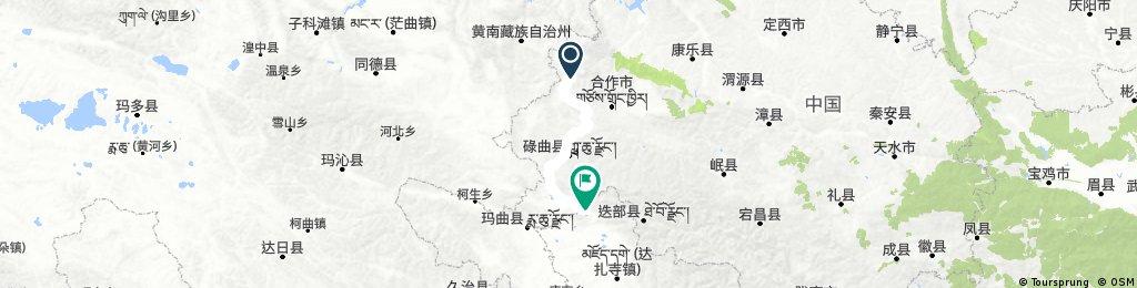 Xiahe - Langmusi