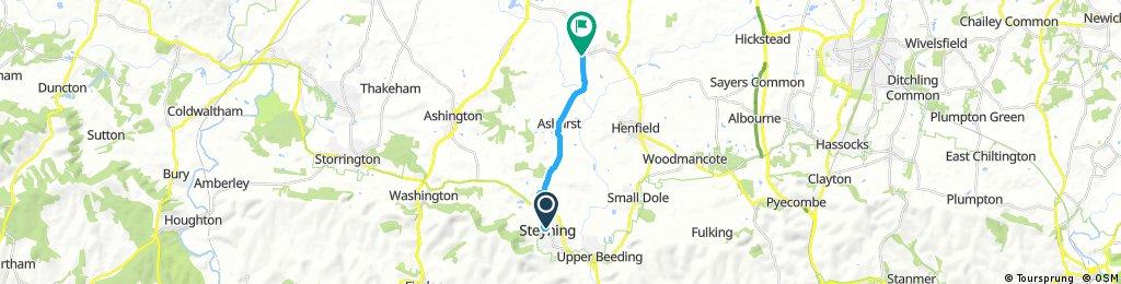 Steyning - Partridge Green