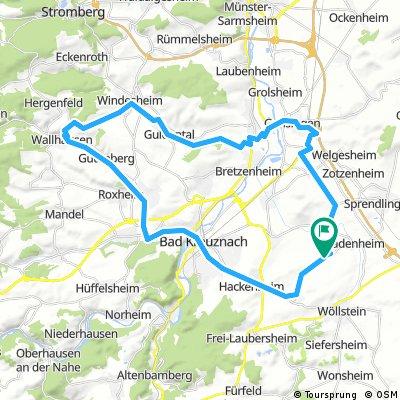 Pleitersheim, Lalo, Wallhausen, Roxheim, KH, Pleitersheim, 42 KM