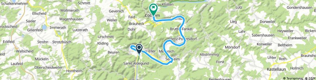 Von Neef nach Cochem